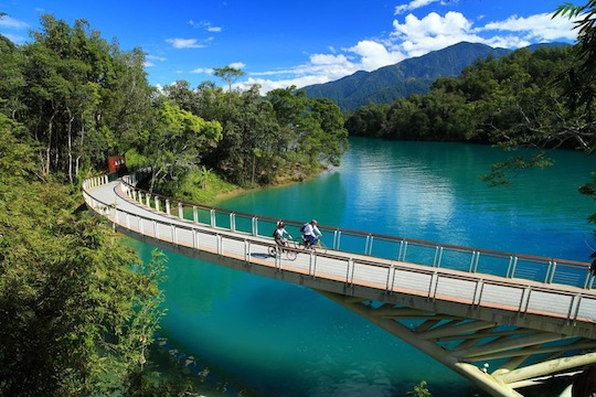 Taïwan, le Royaume du vélo