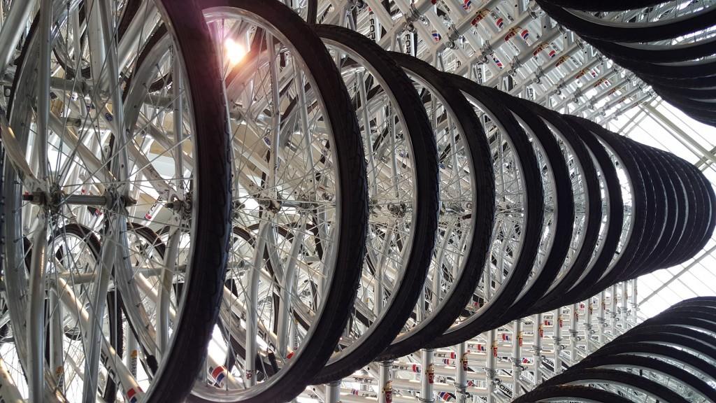 Follia Continua au 104 et l'oeuvre d'Ai Weiwei