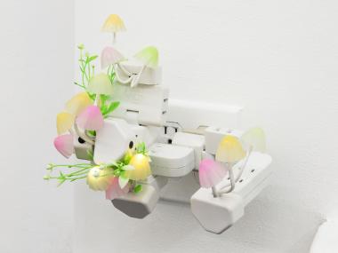 Trevor Yeung, Night Mushroom Colon (6), 2018, Courtesy the artist and Galerie Allen, Paris
